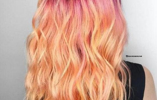 【美天棋牌】橙红色头发适合多少岁 比较受欢迎的一种发色