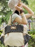 个性女士时尚斜挎单肩背包 旅游外出的最佳帮手