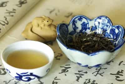 科学减肥瘦身花茶 喝水也能清脂肪