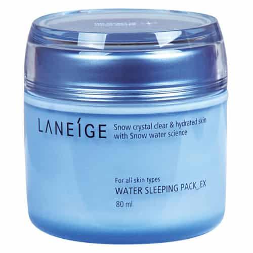 2012睡眠面膜排行榜 2012品牌补水睡眠面膜排行榜 八款锁水保湿面膜热卖中
