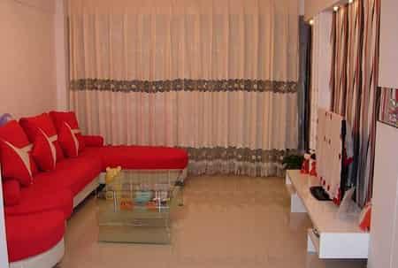 新中式客厅装修效果图_2012最新客厅装修效果图 时尚奢华装潢设计