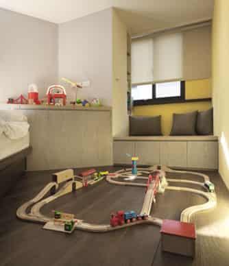 复式公寓房装修设计_儿童房装修设计 如何打造舒适童话世界