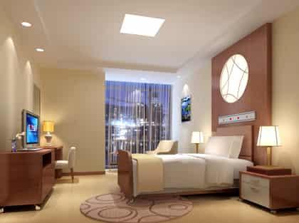 [卧室装修设计效果图大全]卧室装修设计效果图 打造舒适温馨家居生活