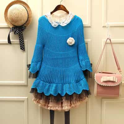 甜美可爱穿搭_秋季甜美穿衣搭配不二法则 教你初秋服装如何搭配最亮眼