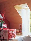 小户型阁楼装修效果图 精致设计享受阳光