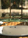 小户型家装效果图 阳光卫浴间亲近自然零距离
