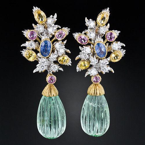 [第七任新娘免费阅读]新娘珠宝首饰奢侈品详解 完美的雕刻艺术品