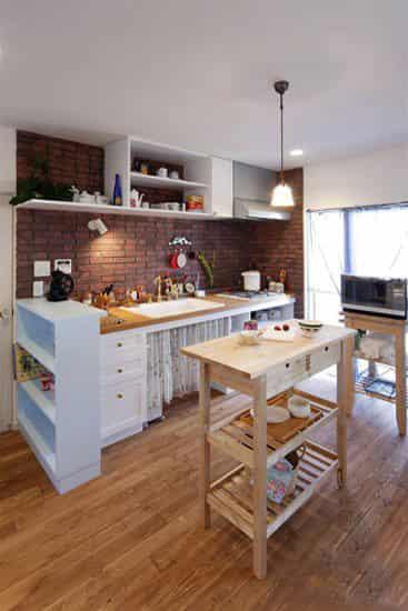 超级点赞系统 小说|超级赞的小户型整体厨房装修设计效果图