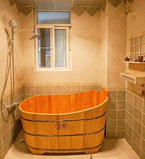 小户型卫生间淋浴隔断装修效果图_小户型卫生间淋浴隔断装修设计 实用又方便