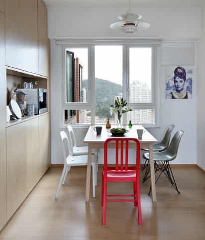[小户型大空间]小户型善用空间 4个小餐厅装饰