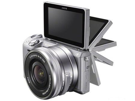 [索尼最新手机]索尼最新NEX-5T数码单反相机 人气微单套机仅售3750元