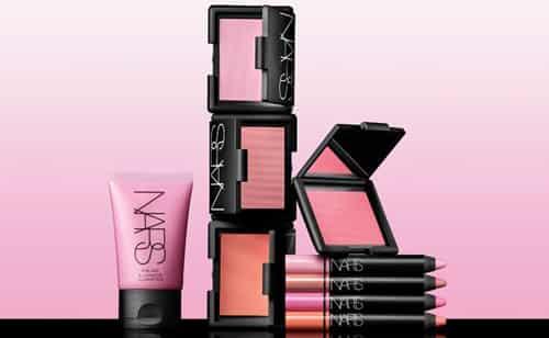 [nars官网]NARS2014春季系列彩妆 Edge of Pink粉色边缘