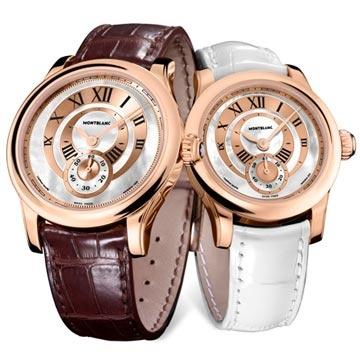 世界名牌情侶手錶推薦 分分秒秒陪著你