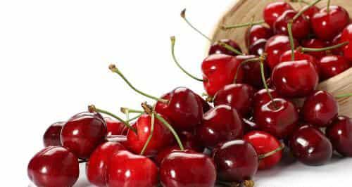 [贫血吃什么补血最快]补血吃什么好 水果补血樱桃最佳