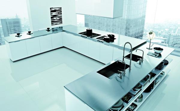 varenna_Varenna Poliform 2013年全新三款个性化现代简约厨房家具系列