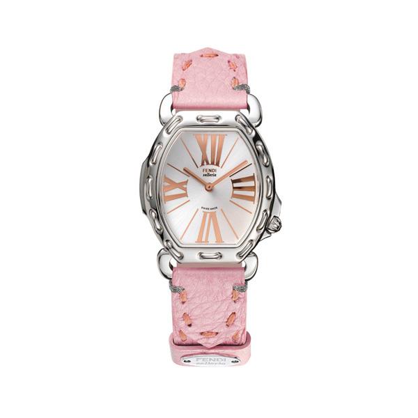 Fendi 芬迪2013年全新款 Selleria Two Tone 時尚女士手錶
