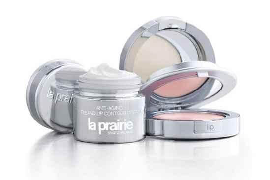 LaPrairie2013年全新两款去皱抗衰老系列隐纹眼唇霜护肤品
