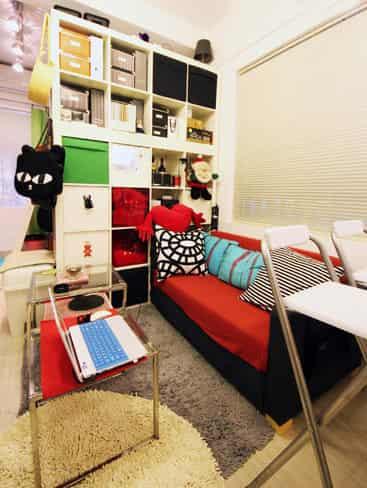 【时尚客牛排】实用时尚感客厅家具 舒适简约搭配