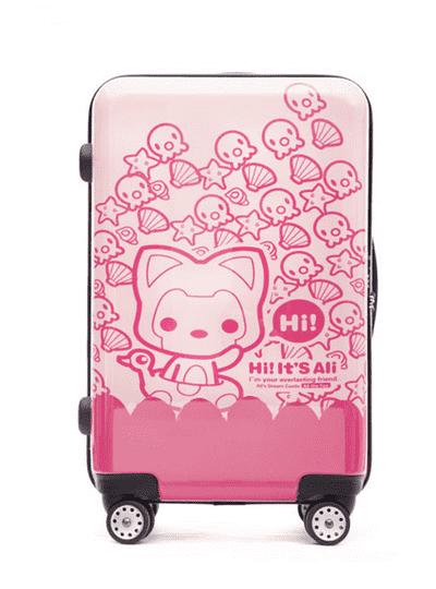 【箱包拉杆维修】旅行拉杆箱包的风向标 十一长假时尚拉风出行