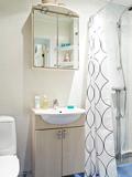 小户型浴室装修效果图 5㎡小浴室装修设计