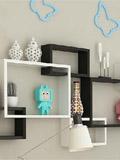 客厅卧室多功能置物架 美观实用巧收纳
