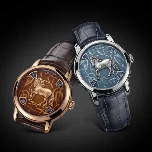 [马年是哪一年]马年将至 江诗丹顿伯爵等扎堆推出马年手表