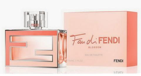 【我希望在你的fendi(芬迪)里】Fendi芬迪2014新款樊迪芬迪花女士香水