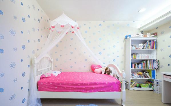 [小户型客厅]小户型儿童房装修效果图 抽屉式床铺最省空间