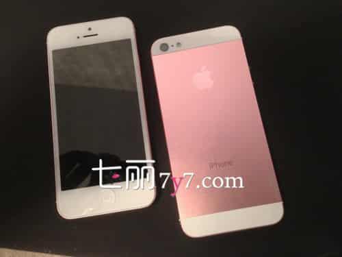 iphone6粉色版限量版_iPhone6粉色版限量版真机曝光 全球限量200台不好抢