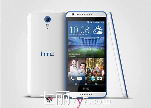 [htc vive]HTC64位新机D820us曝光 配置MTK八核处理器