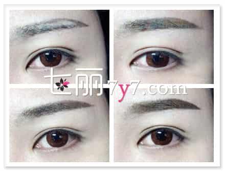 【怎么画眉型 初学者】眉型不好怎么画眉毛 初学者眉妆画法技巧