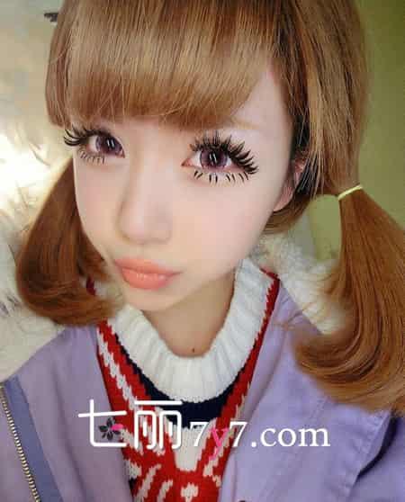【戴美瞳对眼睛有什么危害吗】戴美瞳对眼睛有什么危害 低价美瞳可致失明