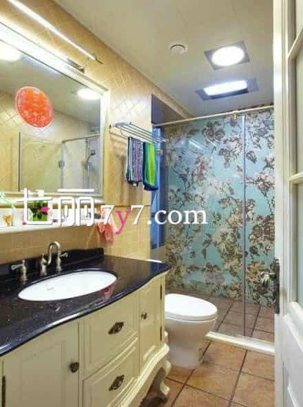 绚丽多彩的意思|绚丽多彩卫浴套装装修设计 让洗浴更赏心悦目