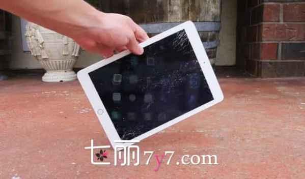 超虐心的句子|超虐心的iPad Air 2的坠落损坏测试视频