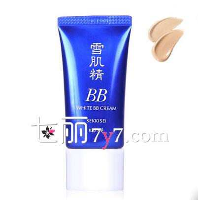 新手学化淡妆必备化妆品 好用的BB霜推荐
