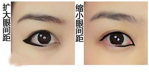 【眼线的画法步骤图】大牌眼线的画法和图解 轻松学会大牌的妆容