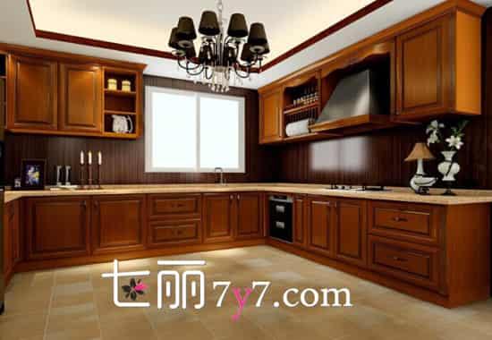 小户型厨房装修设计效果图大全|风格迥异厨房装修设计效果图
