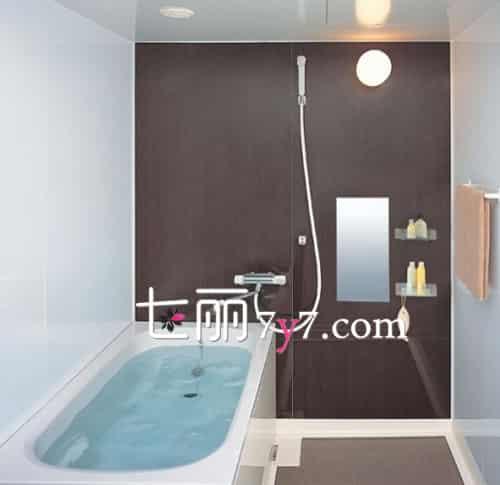 卫生间装修效果图小户型整体卫浴_小户型卫浴装修效果图 麻雀虽小五脏俱全