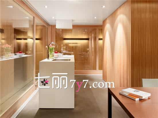 厨房设计装修效果图大全_厨房设计装修效果图 开放式更简约方便
