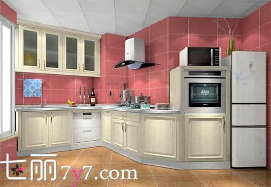 厨房装修设计效果图大全_厨房装修设计效果图 百变空间大放异彩
