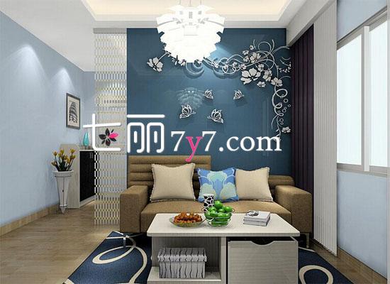 小户型客厅装修效果图欣赏_小户型客厅装修效果图 装出简约大气范儿