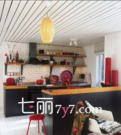 欧式厨房装修设计效果图大全_欧式厨房装修设计效果图 呈现异国大气风