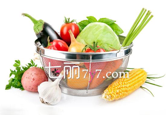 减肥吃低热量食物|六种低热量减肥食物 消脂排毒越吃越瘦