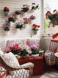 家庭阳台装修效果图 小户型也能拥有大花园