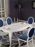 地中海餐廳裝修圖片 品味歐式餐廳浪漫典雅