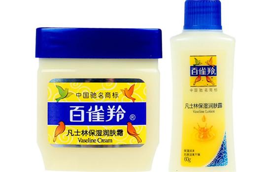 百雀羚凡士林保湿润肤霜 百雀羚凡士林保湿润肤霜的妙用 想不到的中国小黄油用法