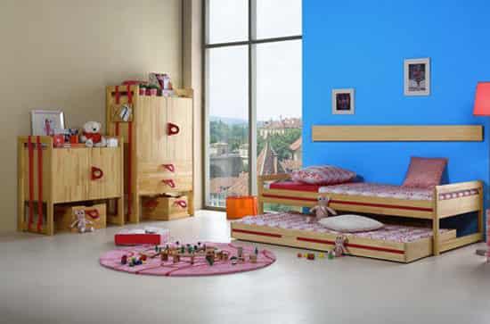 网购儿童家具合格率为0  如何选购安全的家具