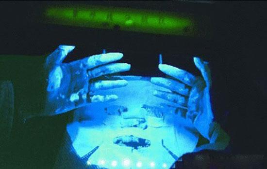 荧光面膜如何测试,荧光剂面膜怎么分辨,荧光剂面膜怎么辨别