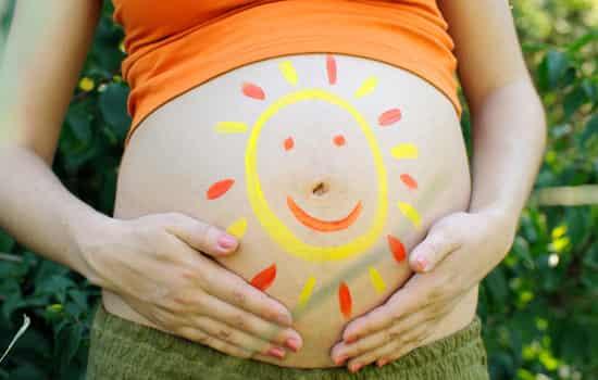 妊娠线看男女 民间说法仅供参考
