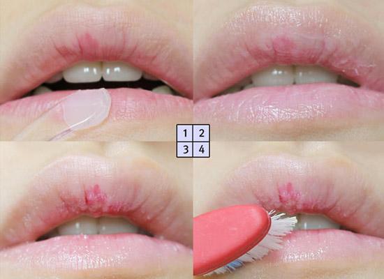浅易有用的唇部照顾 浅易方式告辞唇部干裂脱皮